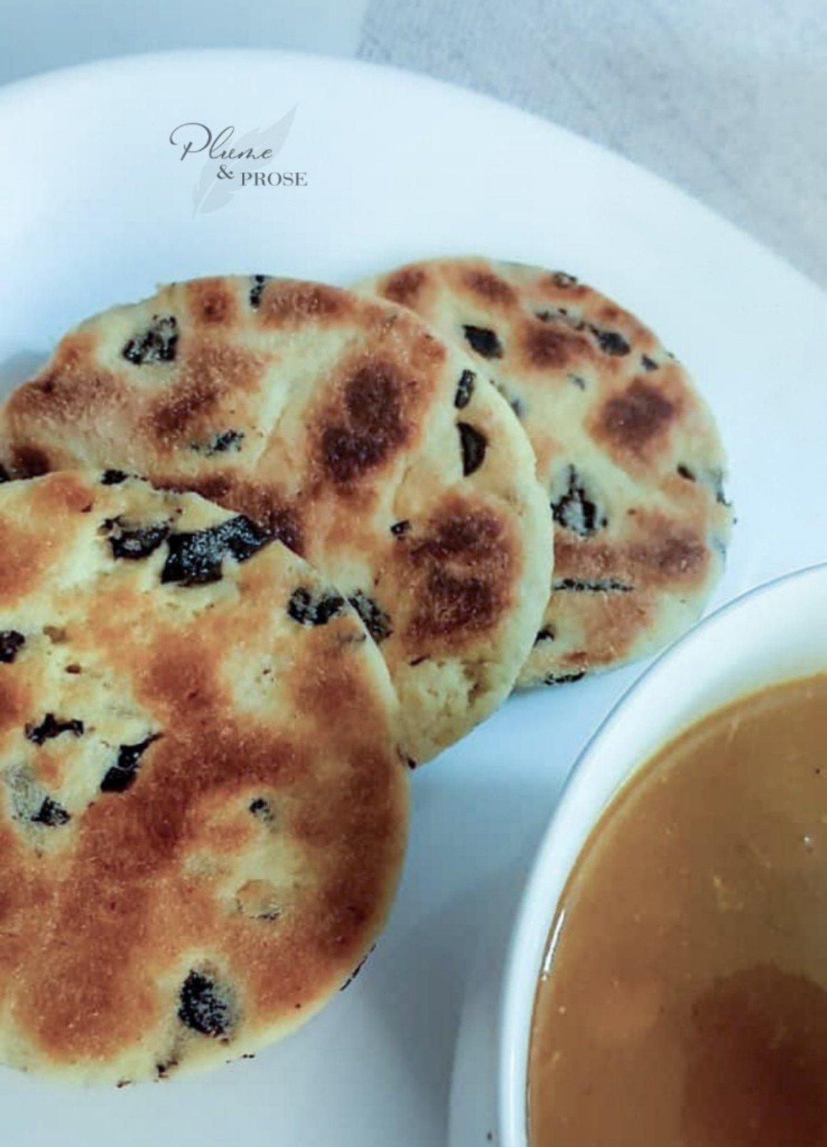 """""""Harcha"""" ou la galette sablée marocaine"""