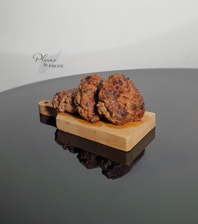 """""""Kefta"""" ou le Steak délicieusement épicé"""