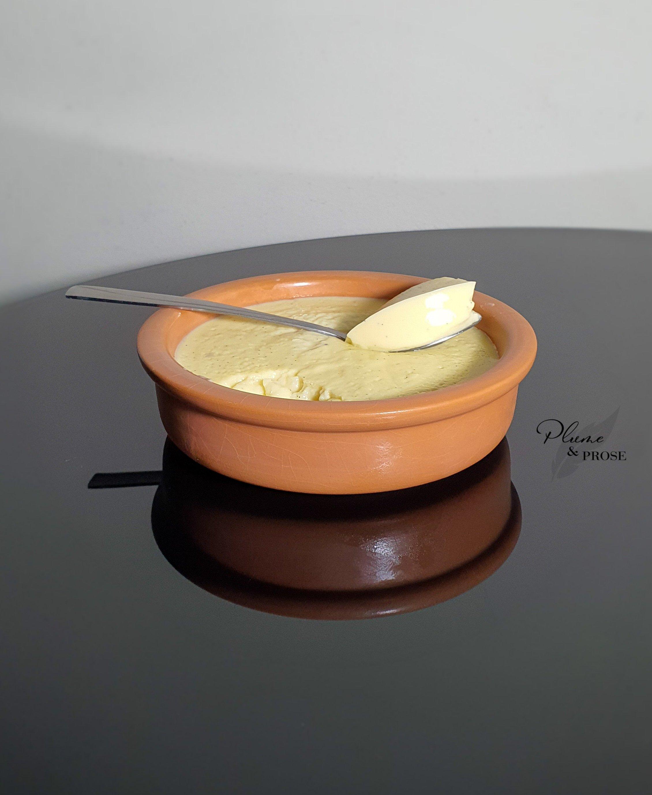 """""""Coutarde crémeuse"""" ou la Crème Paraguayenne"""