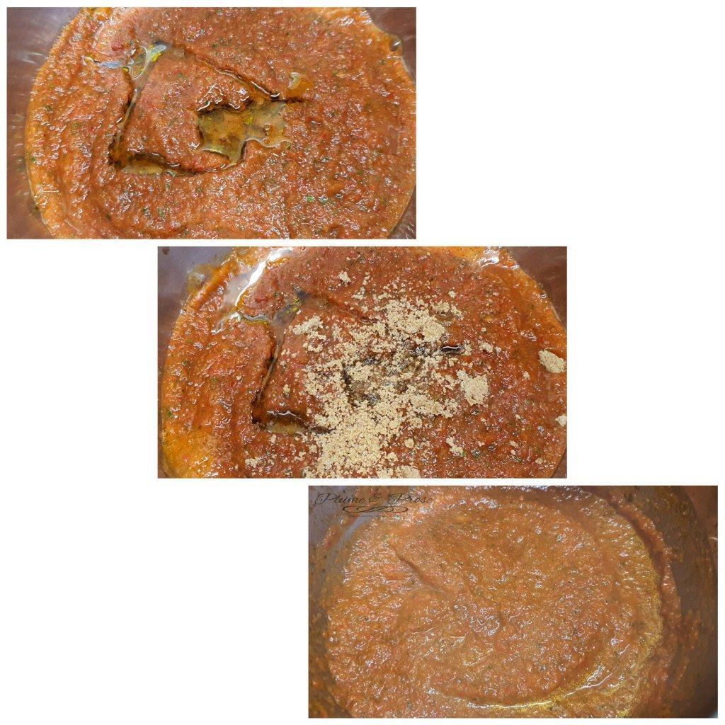 """Préparation de la """"Purée de Piments Douala"""" ou la Sauce Piquante Camerounaise"""