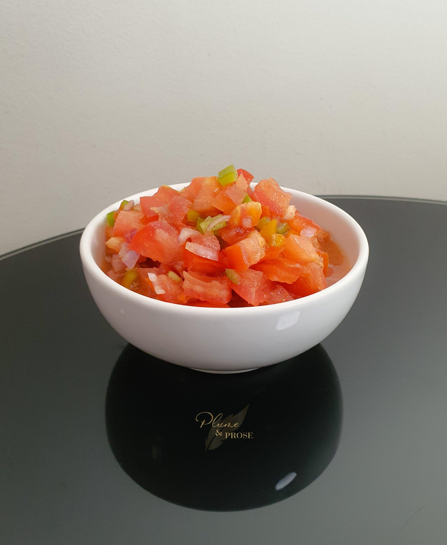 """""""Timatim"""" ou la Salade de tomates érythréenne"""