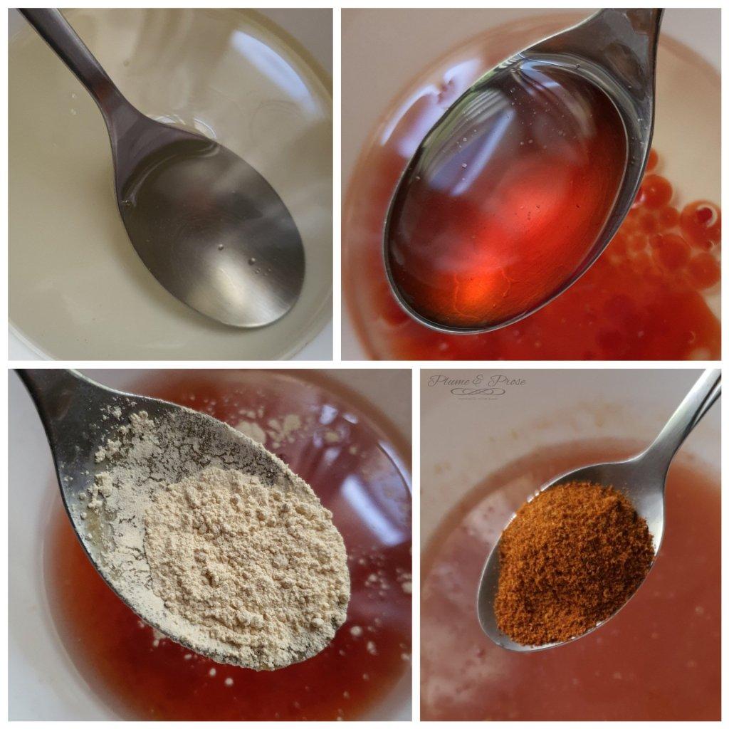 """Préparation du """"Timatim"""" ou la Salade de tomates érythréenne"""