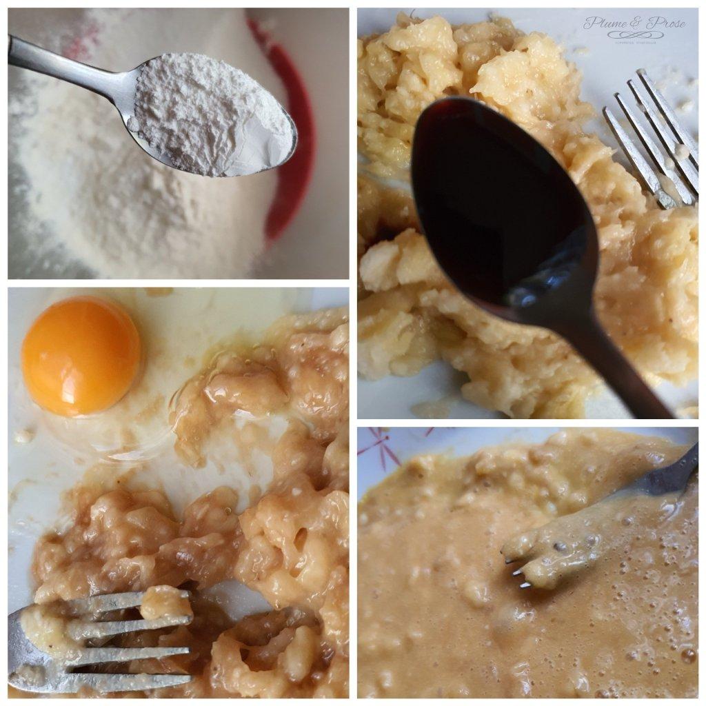 Préparation des Panikeke (Round Pancake)