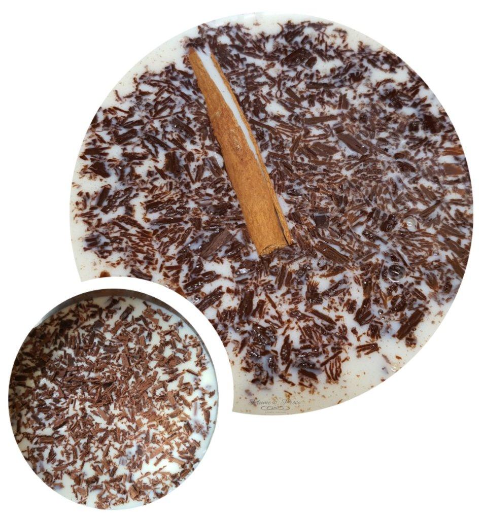 "Préparation du ""Vroča čokolada"" ou le Chocolat Chaud Slovenec"