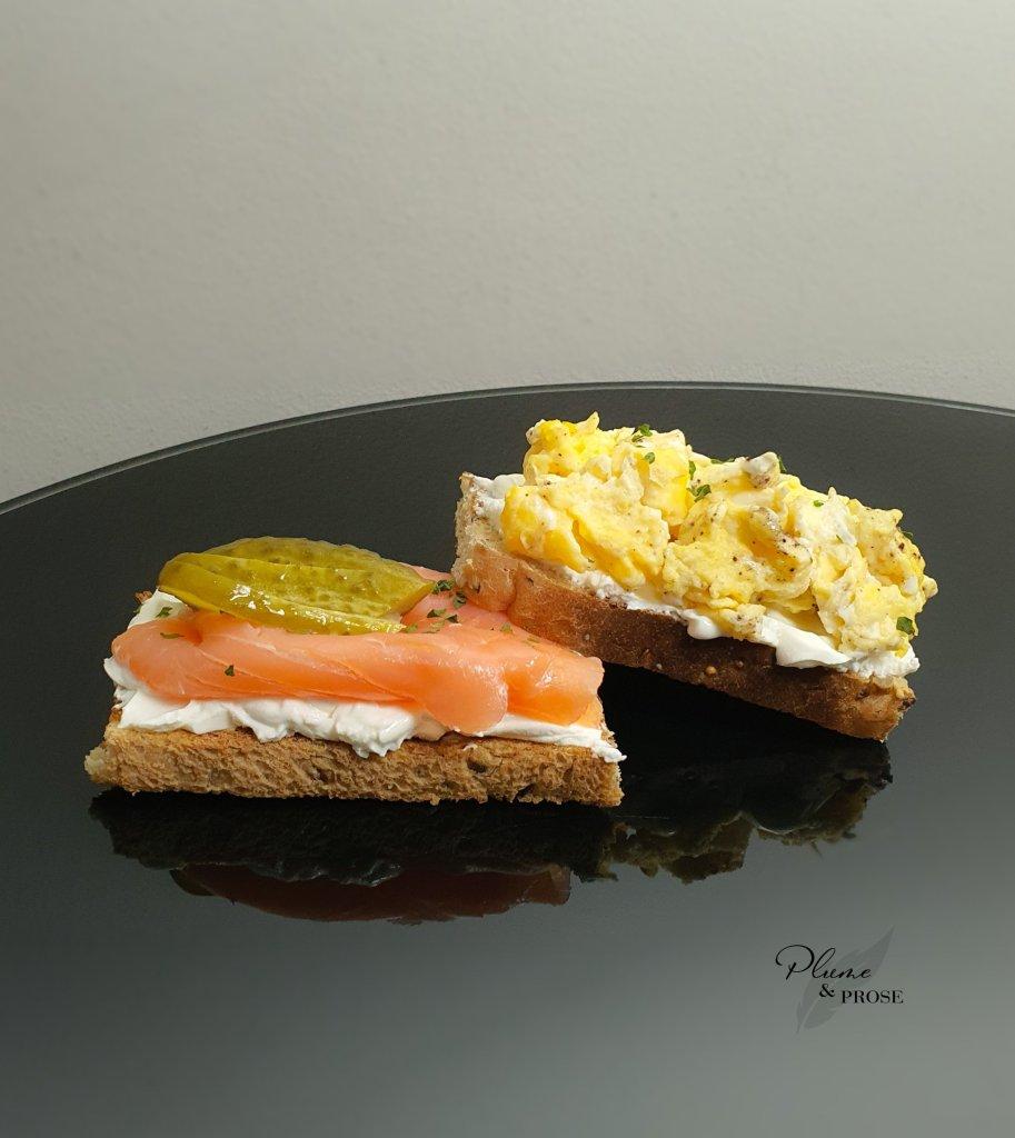 """Smorebrod"" ou la Tartine gourmande Danoise"