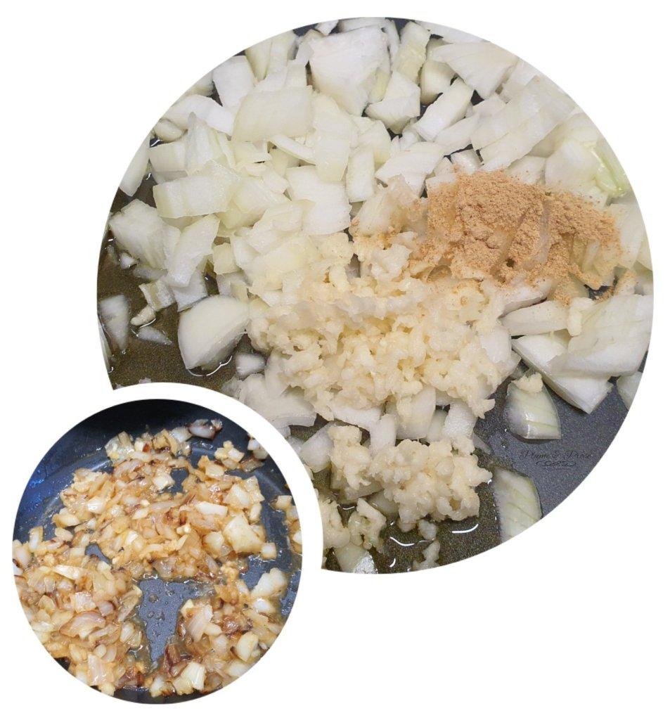 Préparation du curry des Seychelles