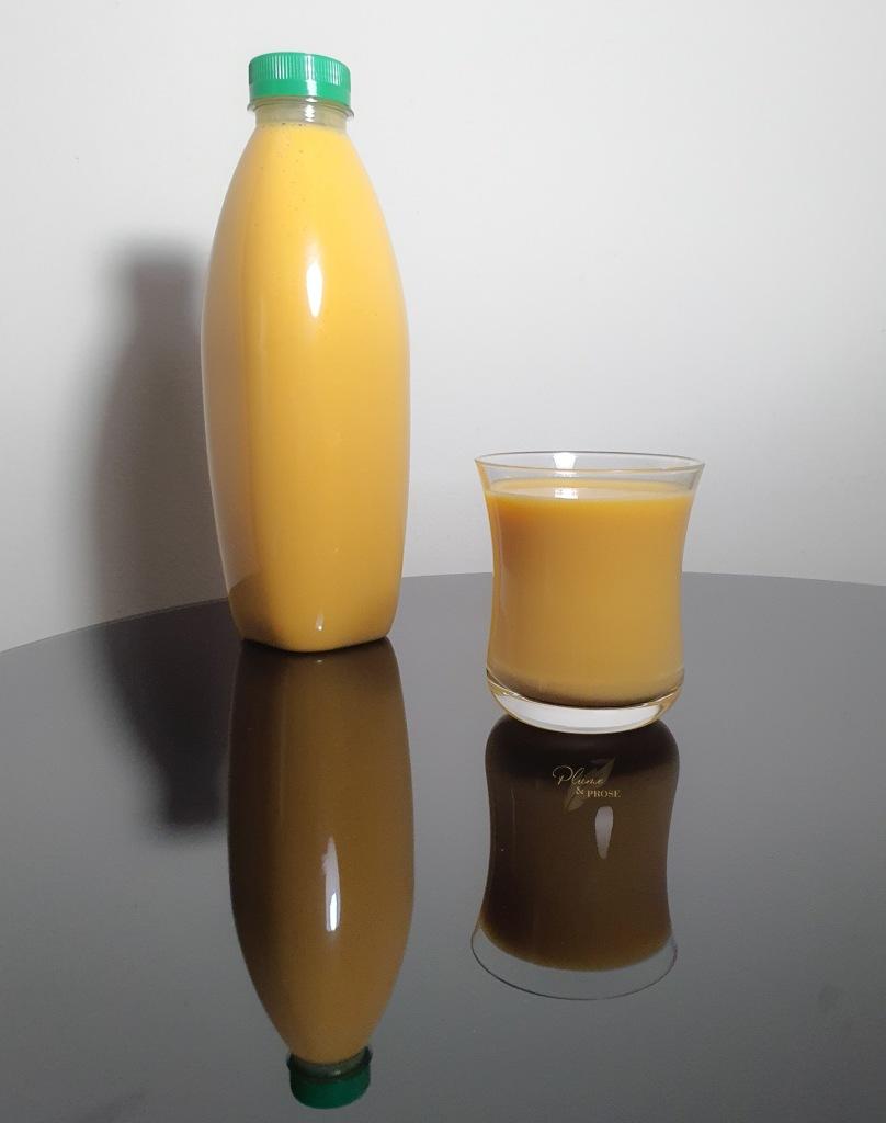 Laissez-vous tenter par la douceur de ce nectar façon Danao Pêche-Abricot