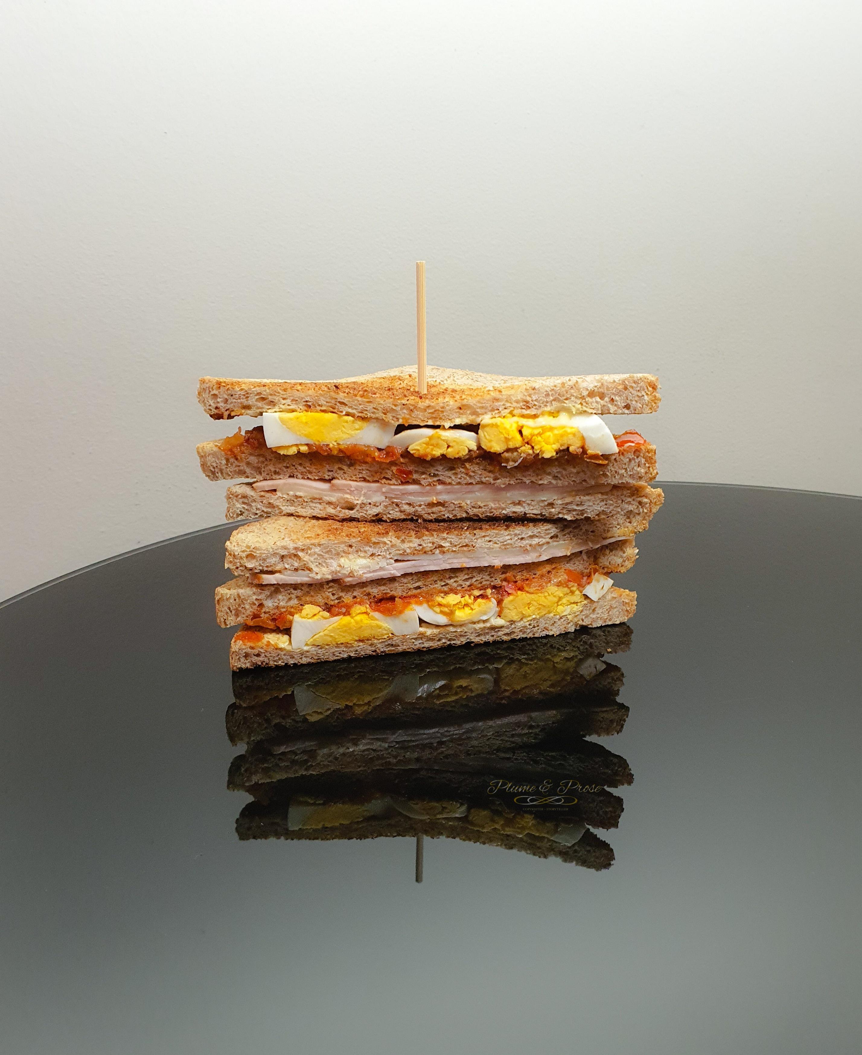 """""""Los Carlitos"""" ou le Sandwich Incontournable Argentin"""