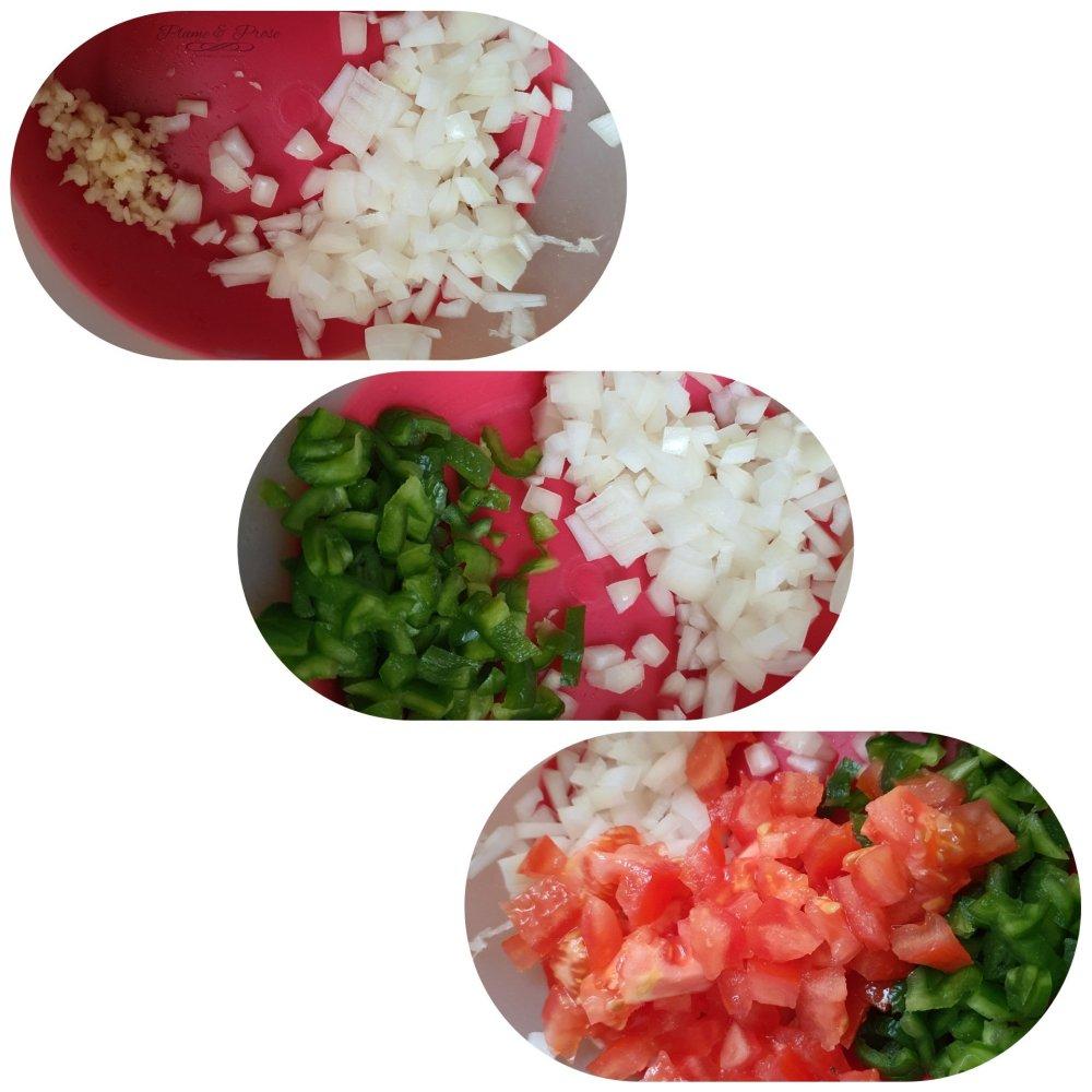 Préparation de la sauce moyo
