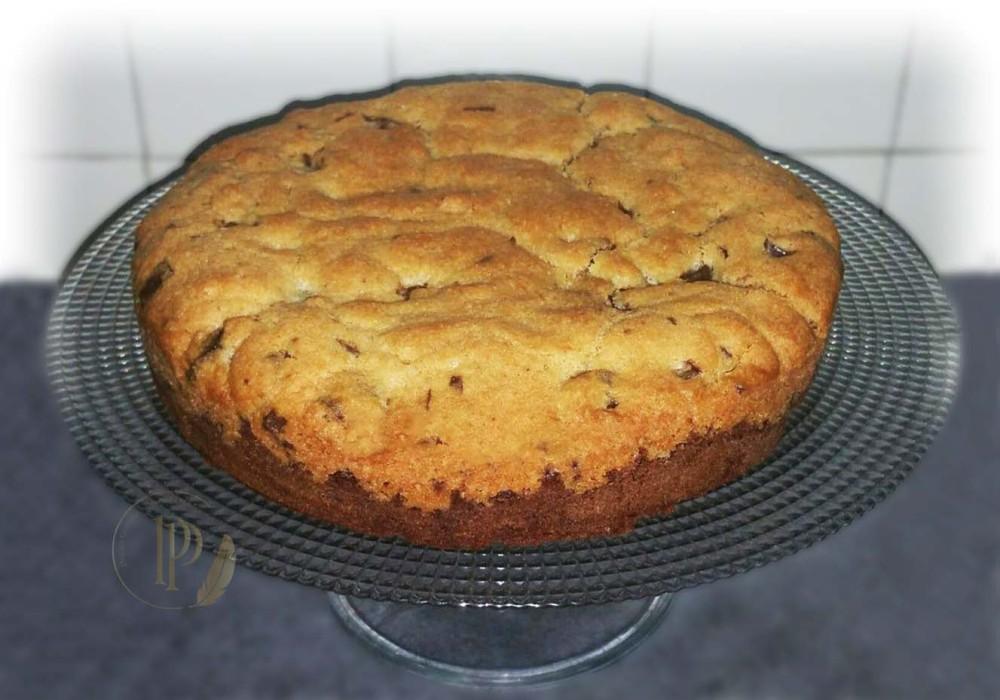 """Brookie"" ou la Gourmandise mi-Brownie mi-Cookie"