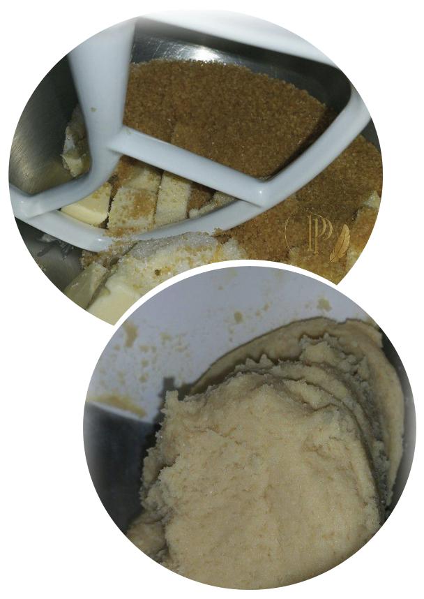 Préparation du brookie