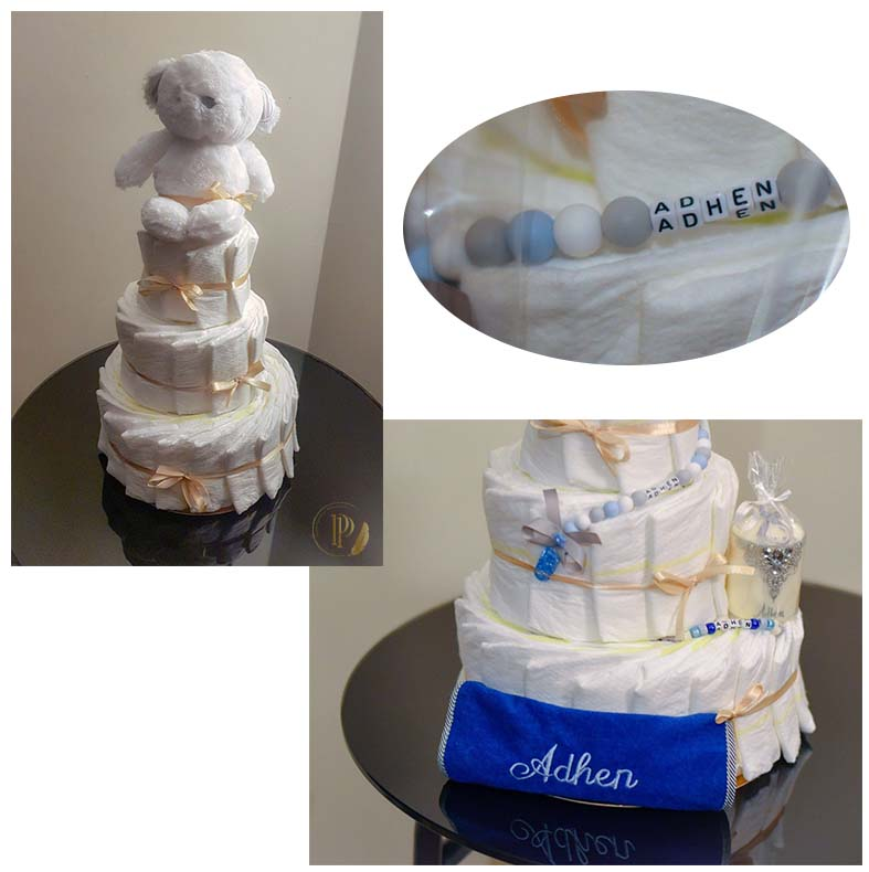 Réaliser un gâteau couche