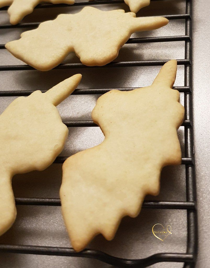 "How to make ""unicorn cookie"""