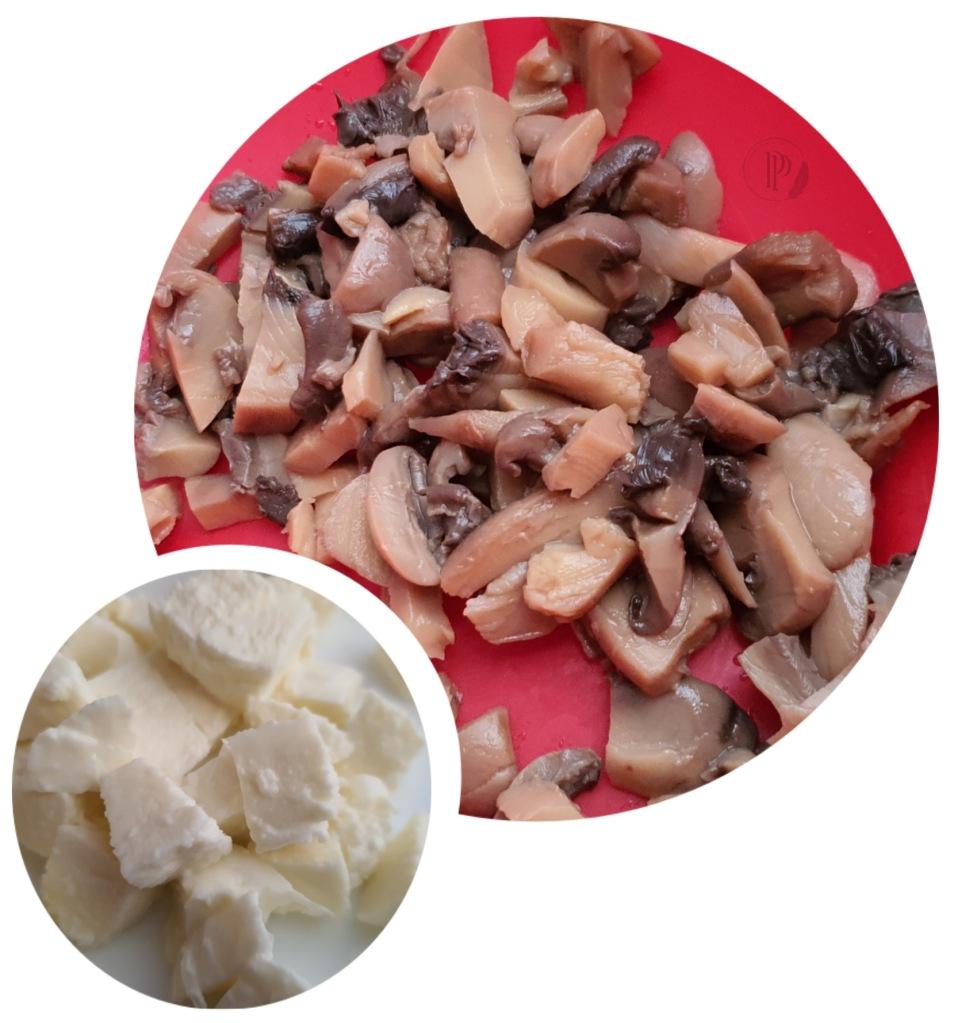 Préparation des arancini